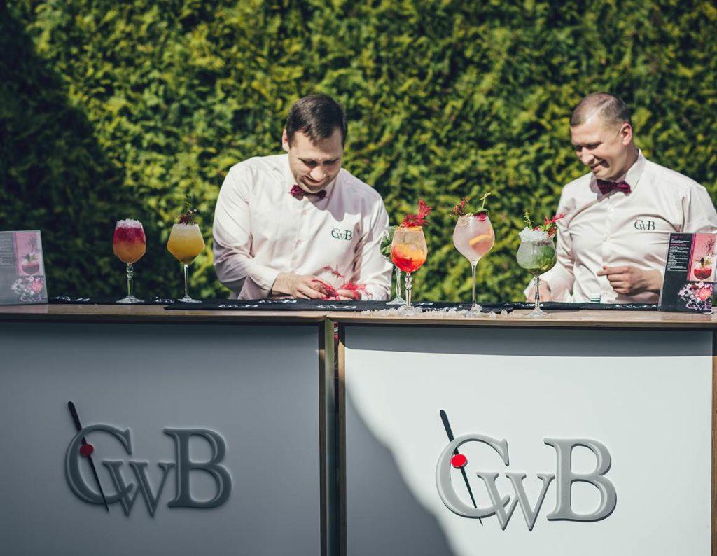 CwB barmenai - profesionalumas garantuotas