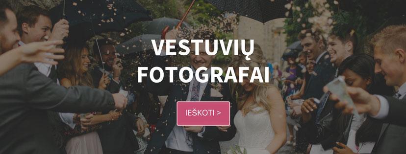 Vestuvių fotografai - Pasakiškos vestuvės - vestuvių paslaugų teikėjai
