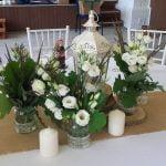 Nerijanos Žiedas - vestuvių dekoras