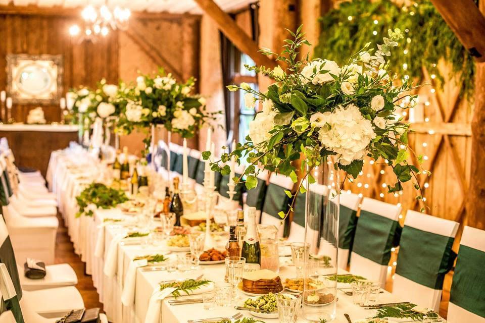Kvepia Pasakom - vestuvių dekoravimo ir floristikos paslaugos - Šiauliai