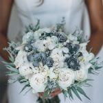 Magiškos Gėlės - išskirtinė nuotakos puokštė