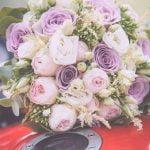 Magiškos Gėlės - nuotakos puokštė su trupučiu magijos