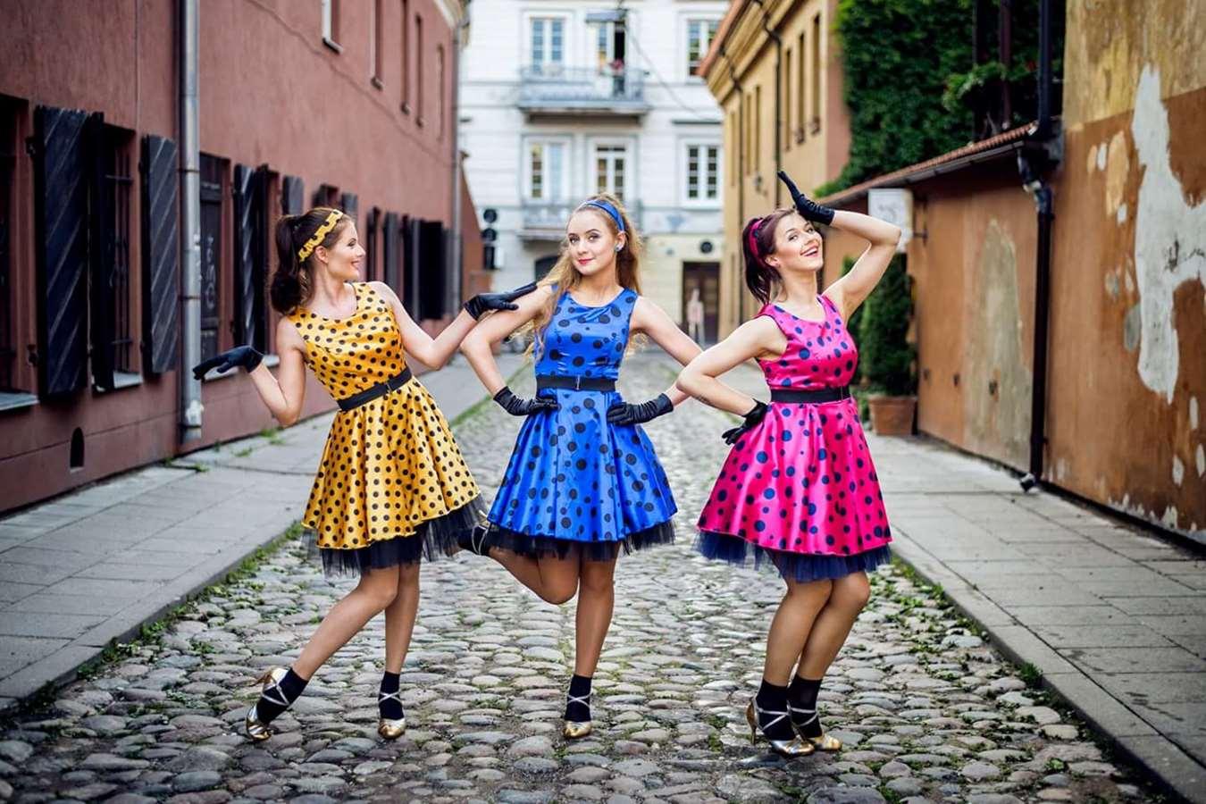 Šokių grupė Dolce Vita - profesionalių šokėjų grupė - Vilnius