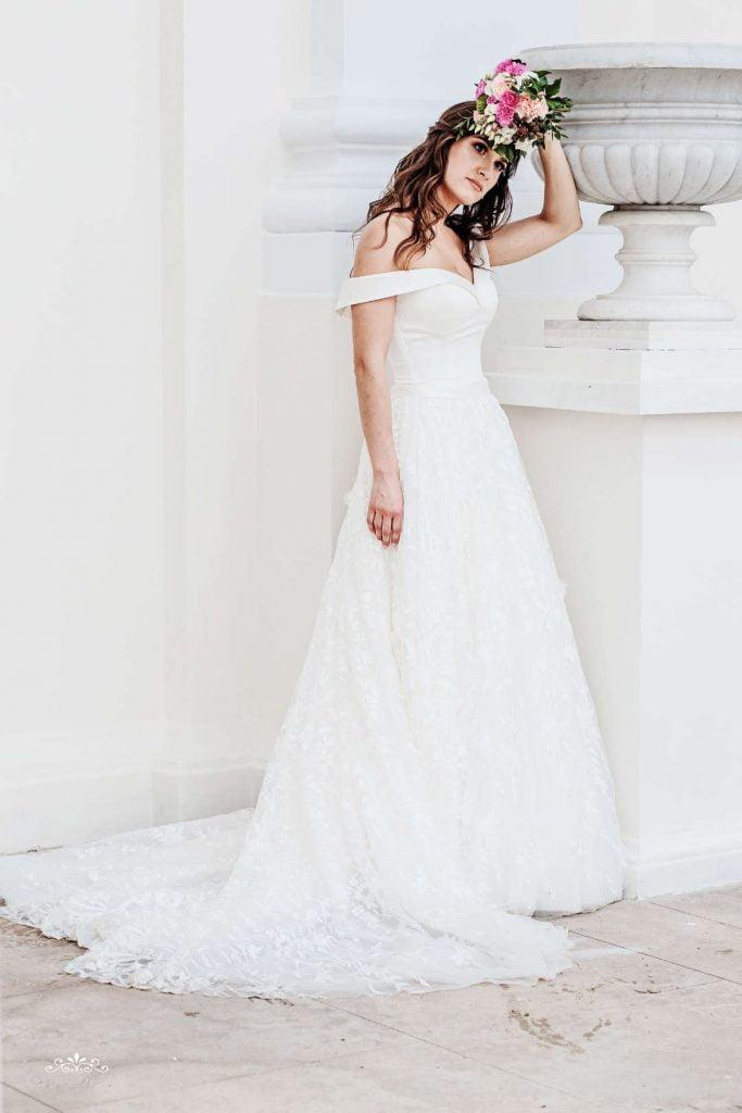 Mazajinga photography - dviejų profesionalių fotografų komanda - nuotaka - vestuvinė suknelė