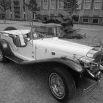 Mercedes Benz SSK Gazelle - weddingcar.lt - Vilnius
