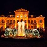 Šokantys fontanai - mobilaus, šokančio, muzikinio fontano nuoma