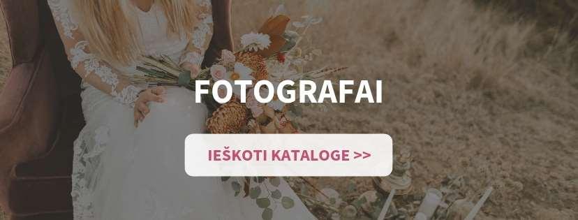 Vestuvių fotografai - Pasakiškos vestuvės